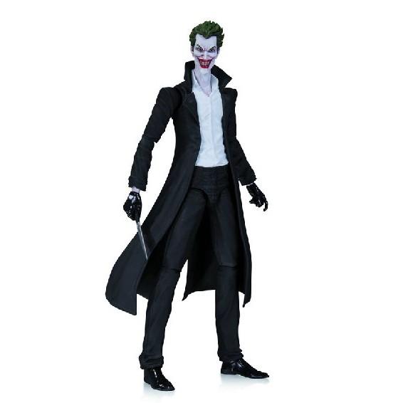 DC Collectibles DC Comics - The New 52: The Joker Action Figure (ISBN: DEC140437)