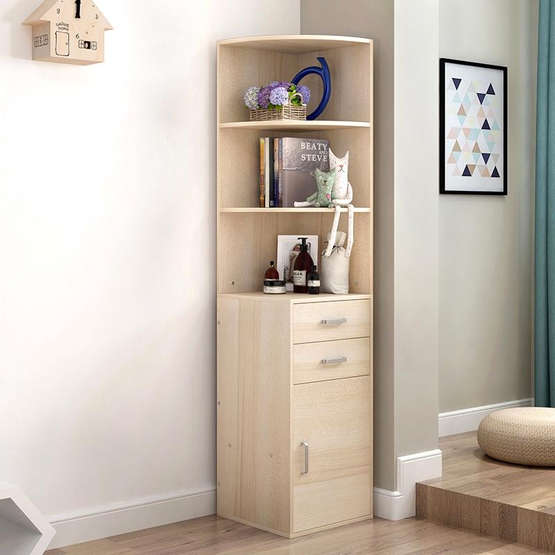 Corner cabinet modern minimalist living room corner ...