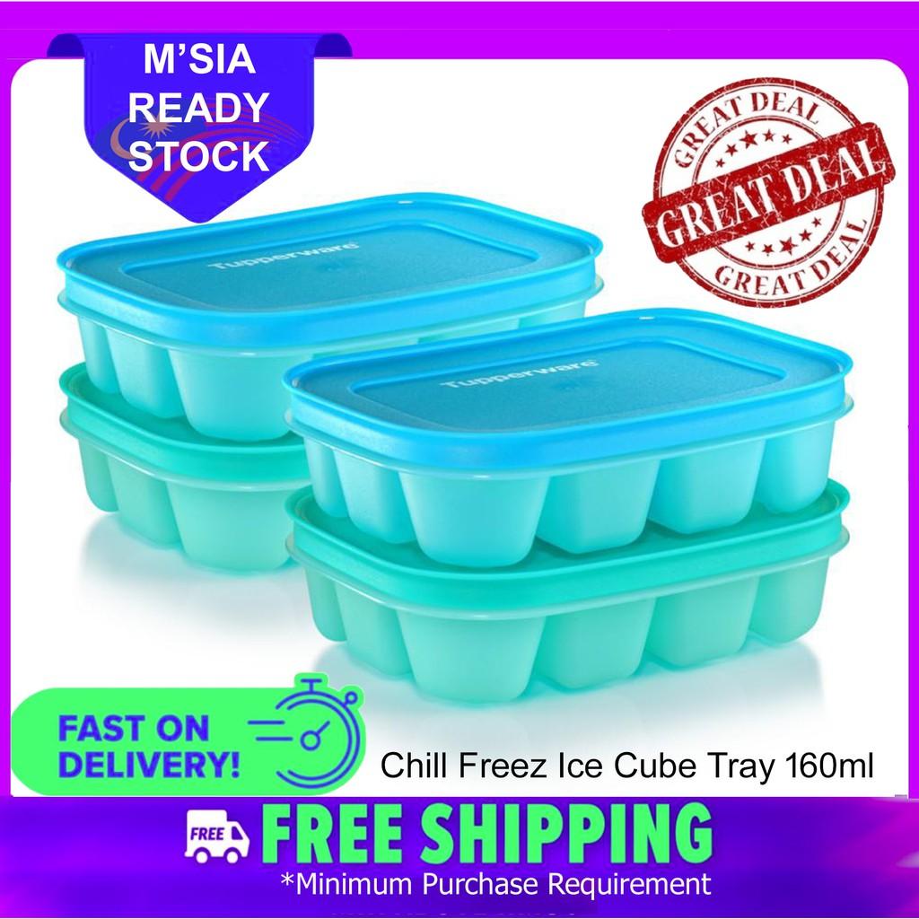 😊Ready Stock😊 Tupperware Ice Tray