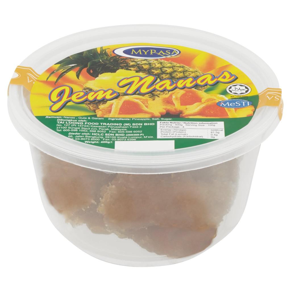 MyRasa Jam Pineapple 400g