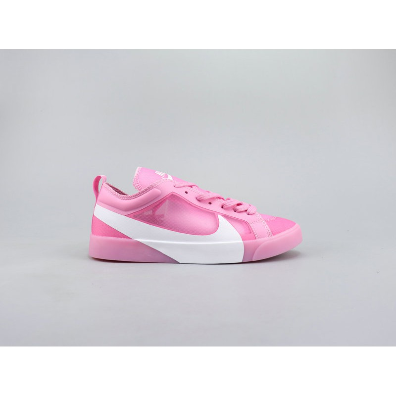 new product 99f7a 3d19d NIKE BLAZER CITY LOW XS Women's comfortable trainers Sneakers pink 36-39