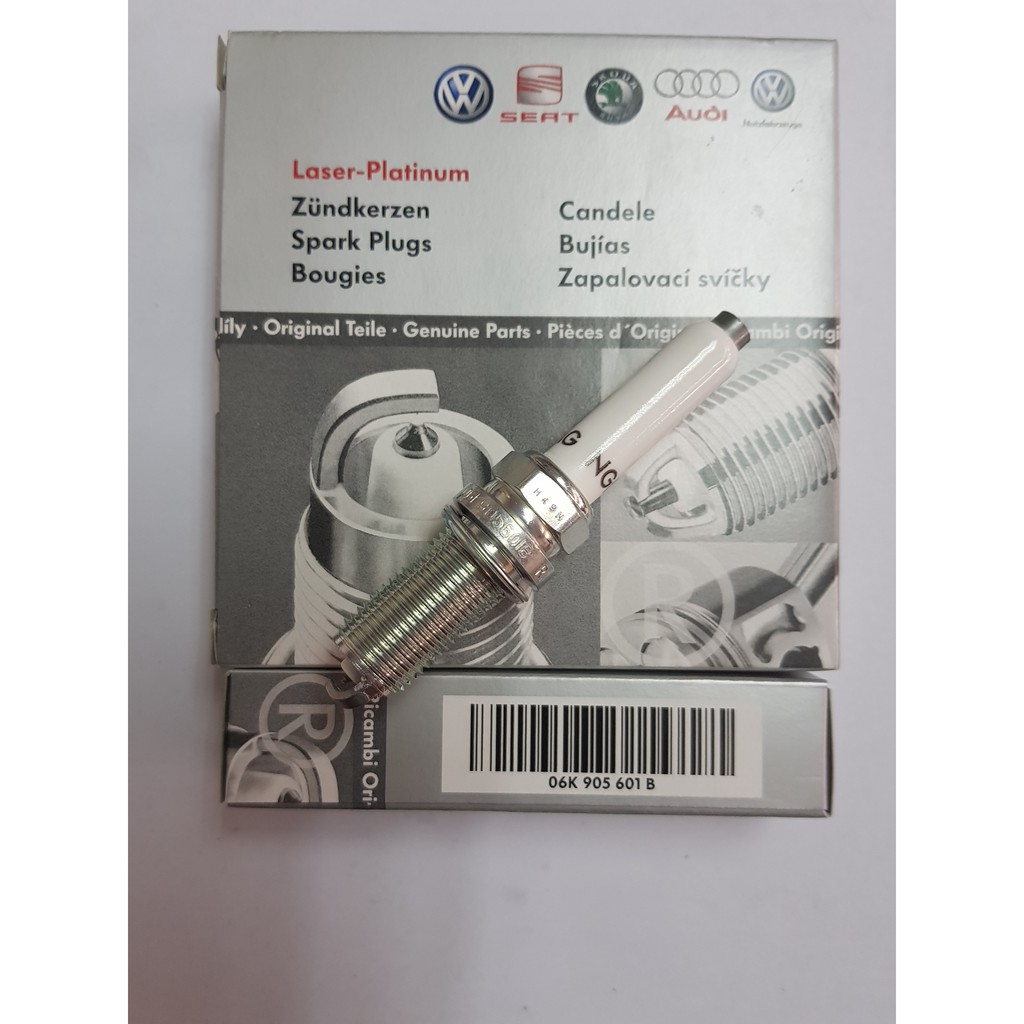 Genuine S40 V40 Spark Plugs 1.6 1.8 2.0 Non Turbo 4 Spark Plugs