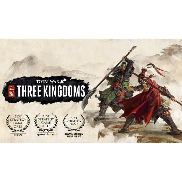 Total War: Three KINGDOMS [Steam][PC][Original]