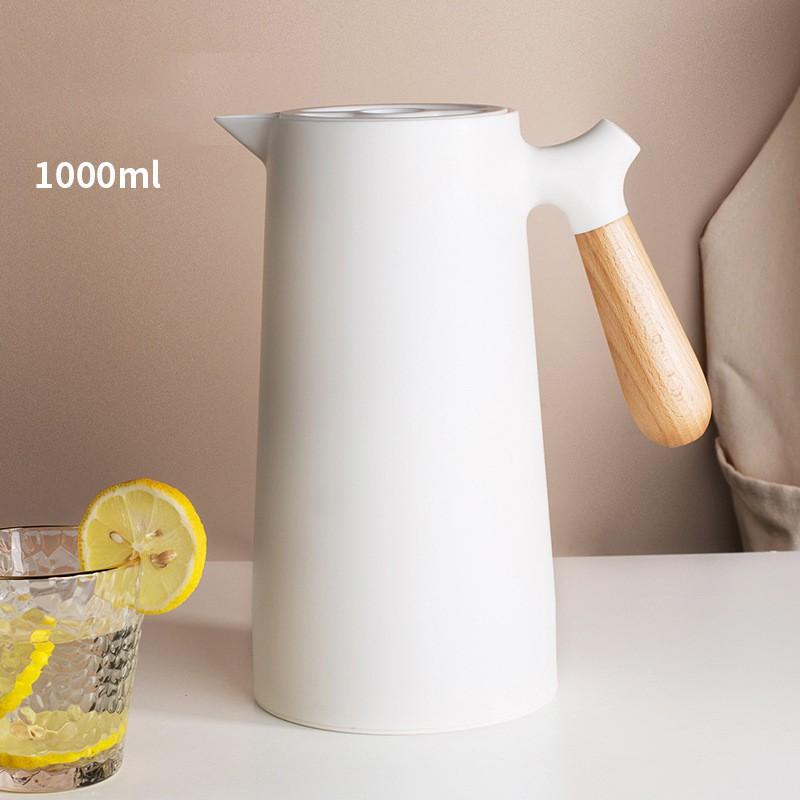 Furniture Direct Scandic 1L thermal jug-white