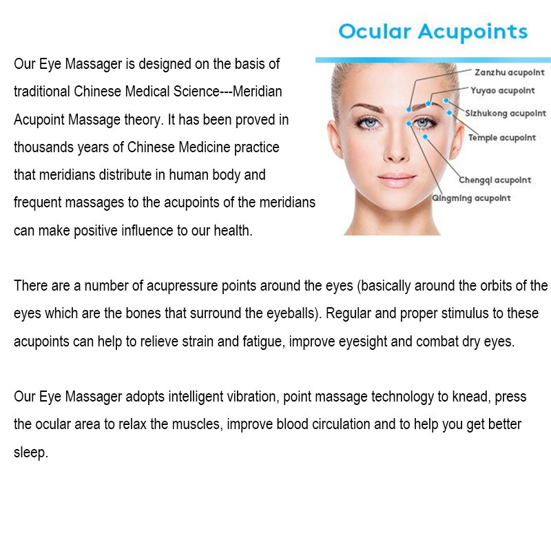 Acupressure For Dry Eyes - Acupuncture Acupressure Points