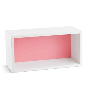 KREA 90cm wall hang storage cube shelf box/ wall shelf/ storage cube