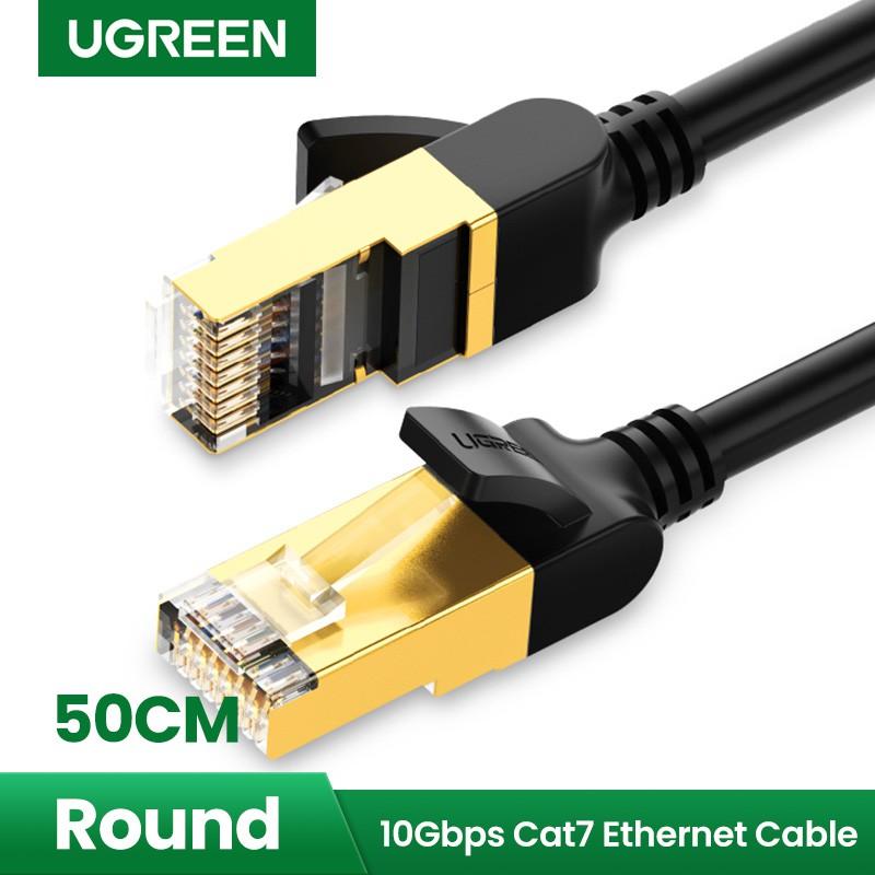 1M//10M//20M Cat6 RJ45 Flat Ethernet Network Cable Patch Internet Lan 8P8C Lot WI1