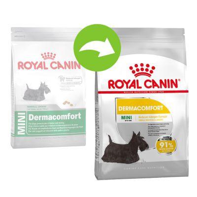 Berühmt ROYAL CANIN DOG MINI DERMACOMFORT 2KG | Shopee Malaysia FG05