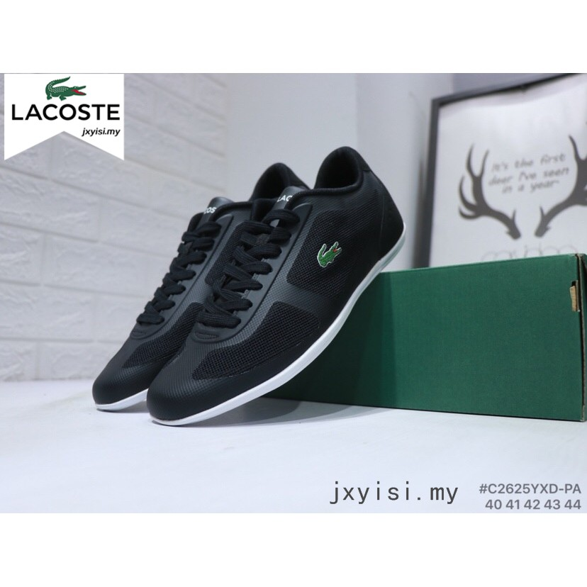 66a729583 lacoste shoe - Prices and Promotions - Men s Shoes Jan 2019