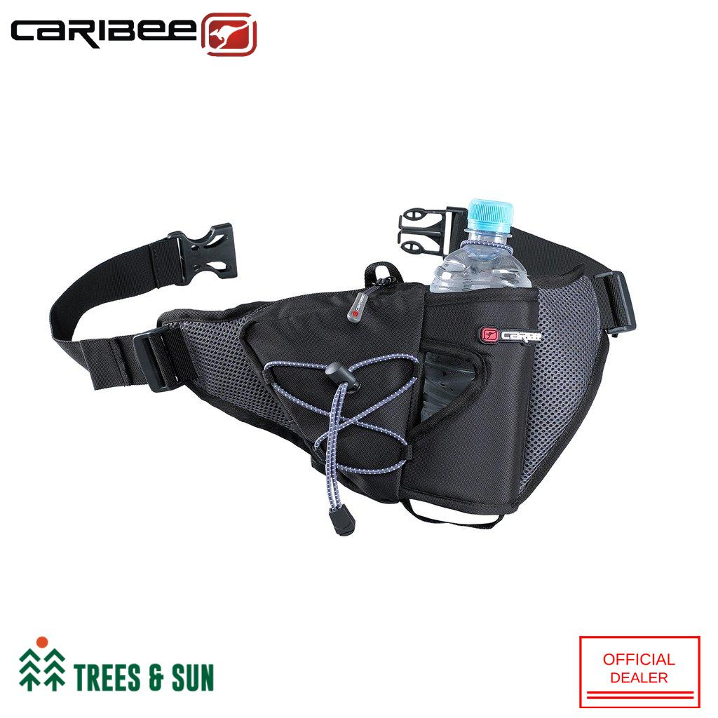 6cfdf5116e5a Caribee Squall Waist Bag Water Resistant Waist Pouch [Australia ...