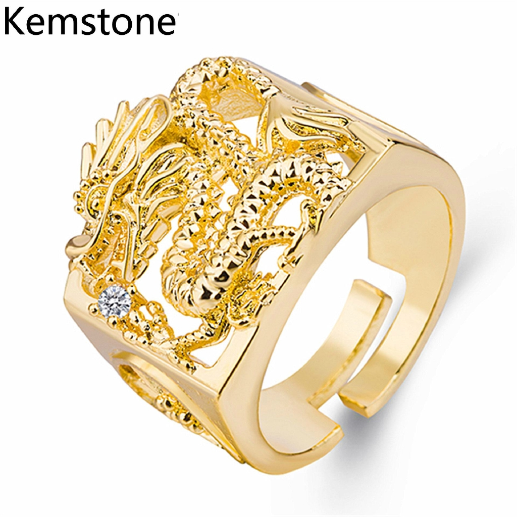 6bf7017f8f dragon ring - Jewellery Online Shopping Sales and Promotions - Fashion  Accessories Jun 2019 | Shopee Malaysia