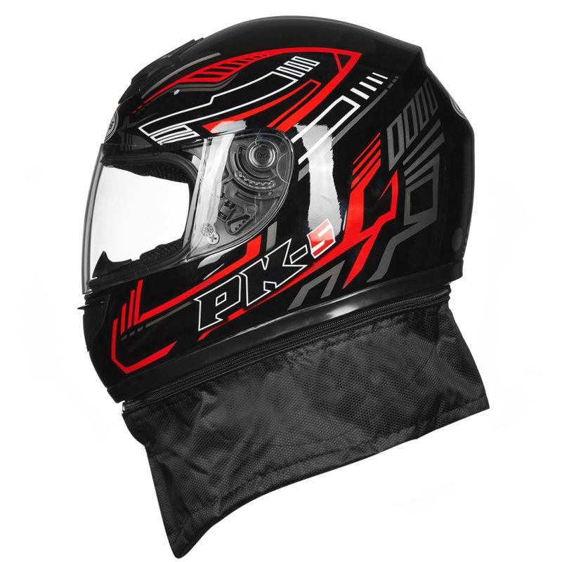 Than Ke Men S And Women S Motorcycle Helmet Full Face Half Cool Summer Seasons Locomotive Car Horns