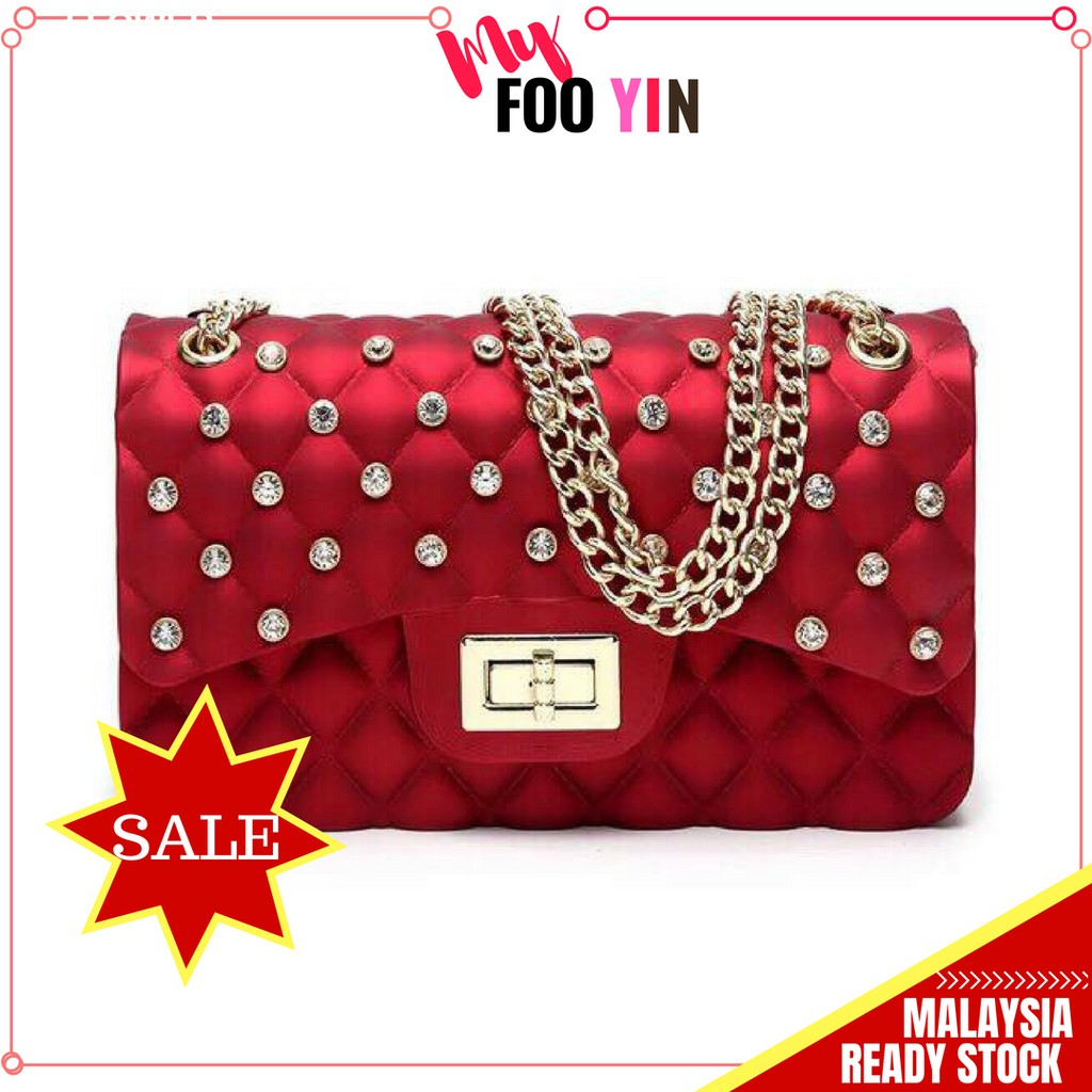 9ca5bf29e182 Original Jelly Toyboy Bag (Big) | Shopee Malaysia