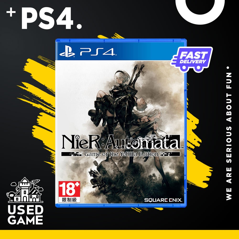 Ps4 Nier : Automata Game of the YorHa Edition [R3/CHI/ENG]