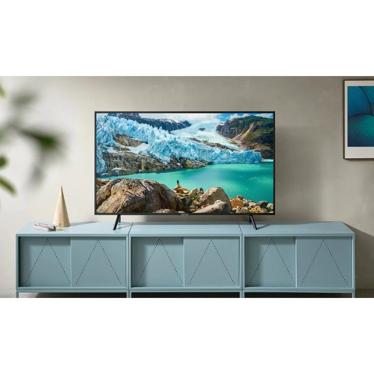 SAMSUNG NEW 2019 58-Inch RU7100 Smart 4K UHD TV - UA58RU7100KXXM