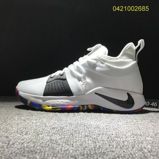 huge discount eb326 7c3fb NEW Nike Paul George 2 PG2 TS EP Breathable Sport Shoes ...