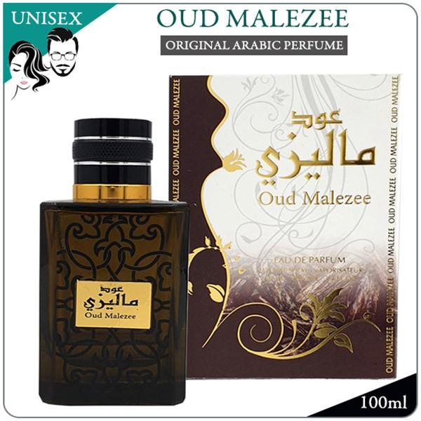 OUD MALEZEE - ORIGNAL ARABIC PERFUME EDP BY ARD AL ZAAFARAN DUBAI FOR UNISEX FRAGRANCE READY STOCK