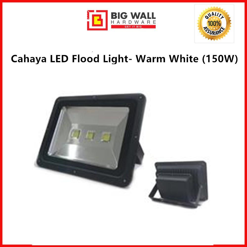 Cahaya LED Flood Light - Warm White, 150W