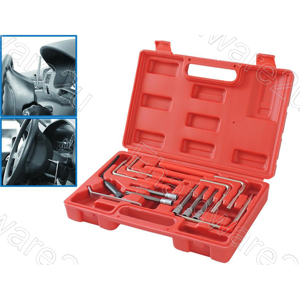 12Pcs Airbag Removal Tool Set Mercedes Benz BWM Audi VW (4719)