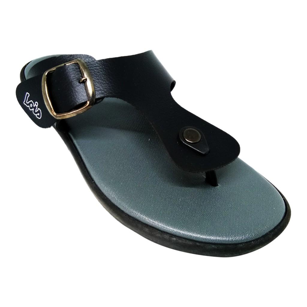 SHL Men PVC Casual Slip On Sandal Selipar Kasut Lelaki size 39-44【男士拖鞋】-5041/5063