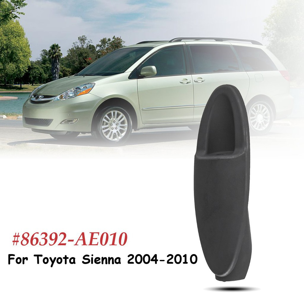 1x New Antenna Ornament Adapter Base Bezel for 04-10 Toyota Sienna 86392AE010