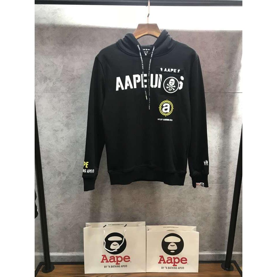 c9d513e668e AAPE! APUNVS Sweatshirts Jackets A Bathing Ape Bape Aape Sweater One Piece