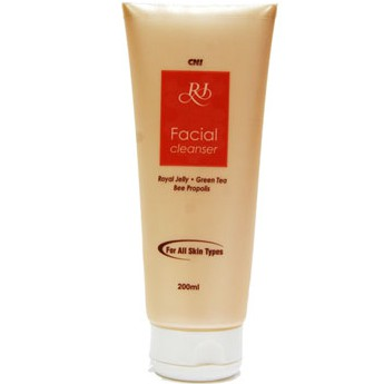 RJ Facial Cleanser (200ml)*Mixture of Royal Jelly,Green Tea & Bee Propolis *
