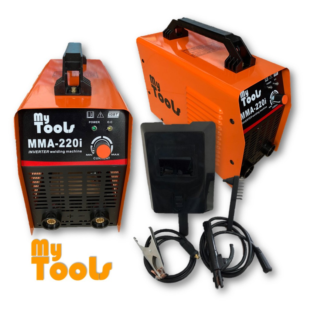 Forceful 1xhandheld Mini Mma Electric Welder 220v Power Inverter Arc Welding Machine Tool Welders, Cutters & Torches