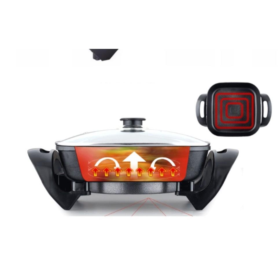 🔥M'SIA STOCK] Korean Multi-function Electric Hot Pot Machine-PERIUK KUALI