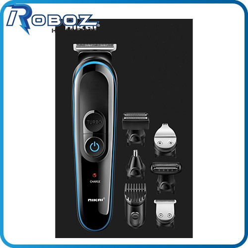 NIKAI NK-2261 Electric Hair Cutting Machine Hair Clipper Professional Rechargeable Hair Trimmer | MCO Must BUY!
