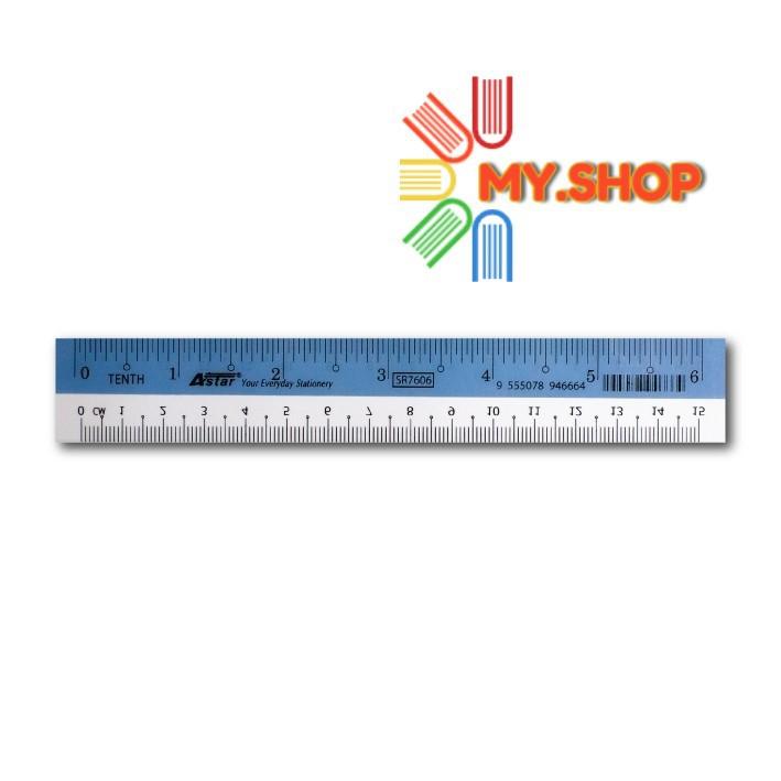 Straight Ruler Plastic- 15CM , 20CM , 30CM