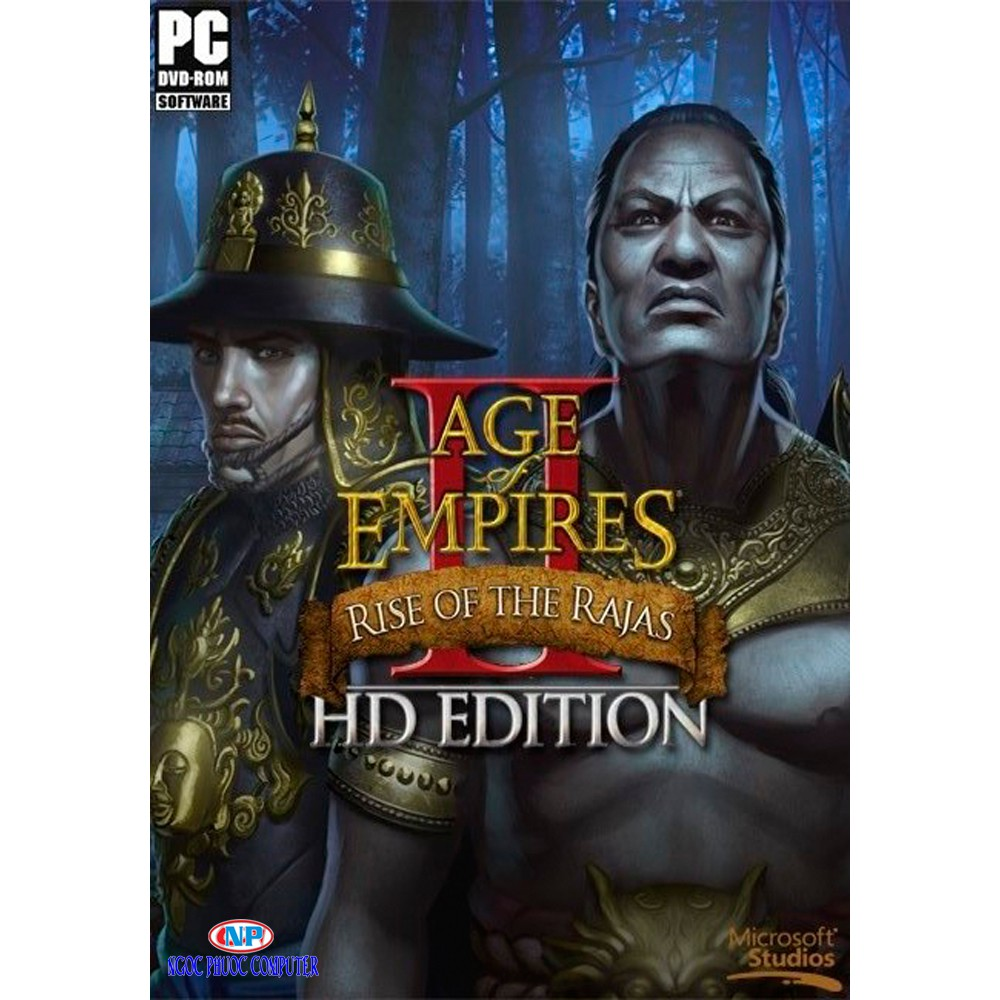 Age of Empires II : Rise of the Rajas