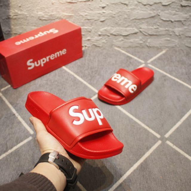 201c3dc452d9 supreme slipper - Sandals   Flip Flops Prices and Promotions - Men s Shoes  Jan 2019