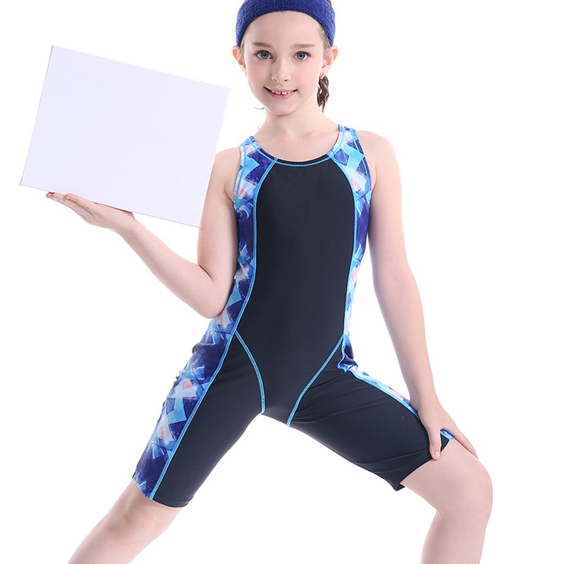 b6955651a8af3 one piece swimsuit girls Sexy Thong baby Swim pool train Suit swimming cap  | Shopee Malaysia