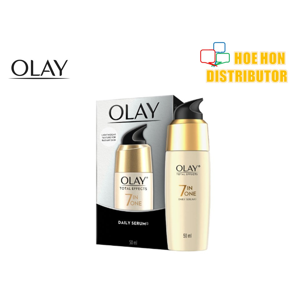 Olay Total Effect 7 In One Touch Of Foundation Bb Creme Spf 15 50g Effects Day Cream 50gr Shopee Malaysia
