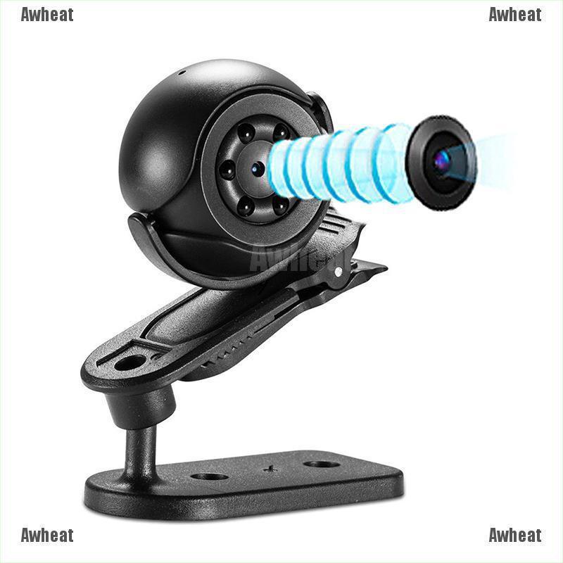 1080P Spy Camera Mini Motion Detection Hidden DV DVR Nanny Cam IR Night Vision