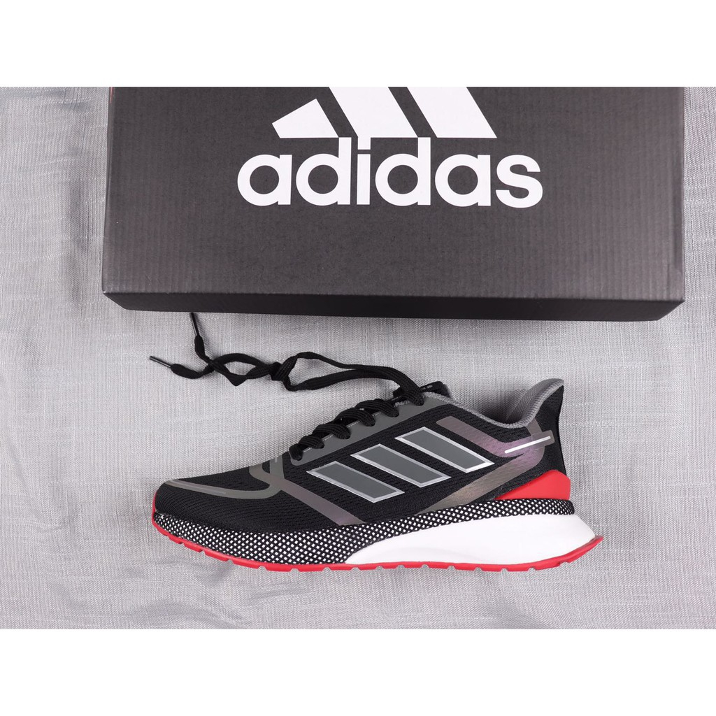 Adidas Marathon 10 Tr CNY Black Red Running Shoes High Quality Mens Sports Sneakers