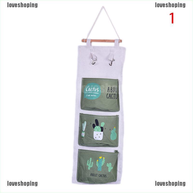 Pocket Shoe Door Hanging Organizer Storage Rack Wall Bag Closet Holder N3