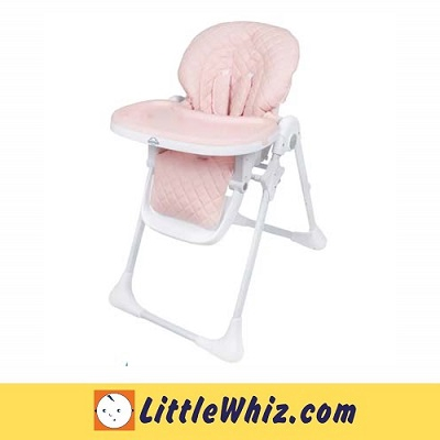 Quinton: Hancy Multi-function High Chair - PINK
