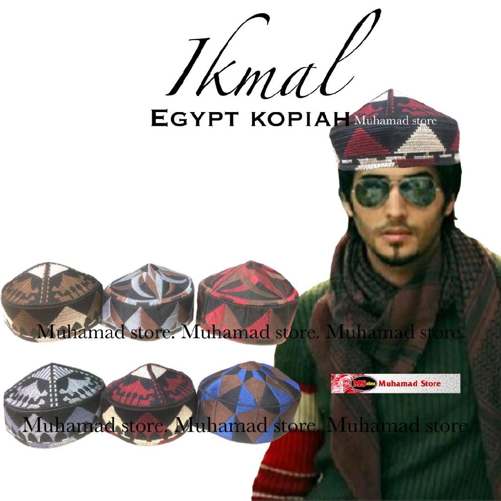 Ikmal Egypt Kopiah Pilihan Muhamad Store
