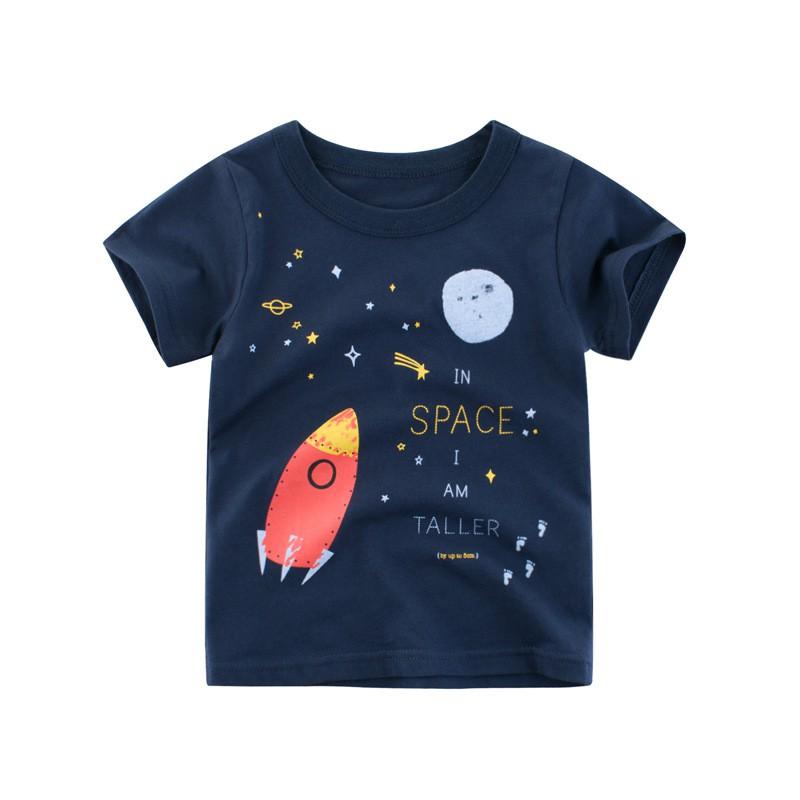 647c74a1e2fc8 Children's wear summer new children's short-sleeved T-shirt cotton baby  clothes