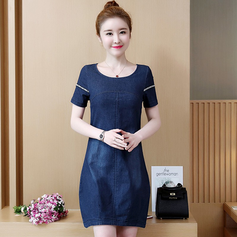 d2d13cfc68fed denim dress - Online Shopping Sales and Promotions - Jun 2019 | Shopee  Malaysia