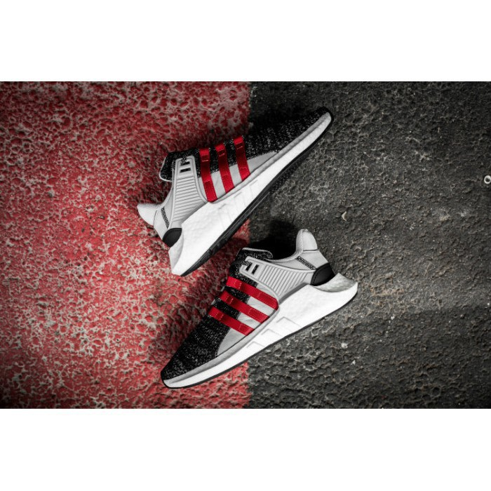 100% authentic 75b2a 03860 【ready stock】100%original Adidas EQT Boost Overkill men running sneakers