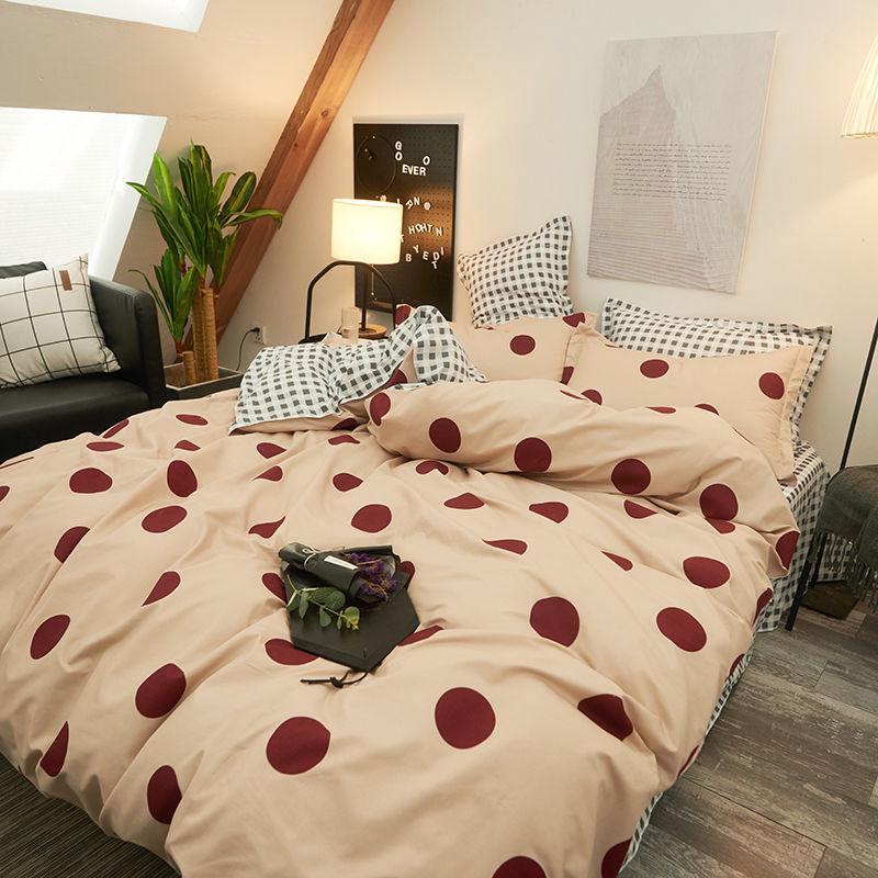 Wonderbaar ℡✗✼Thickened coral velvet sheets Flannel Bed Li single piece JY-06
