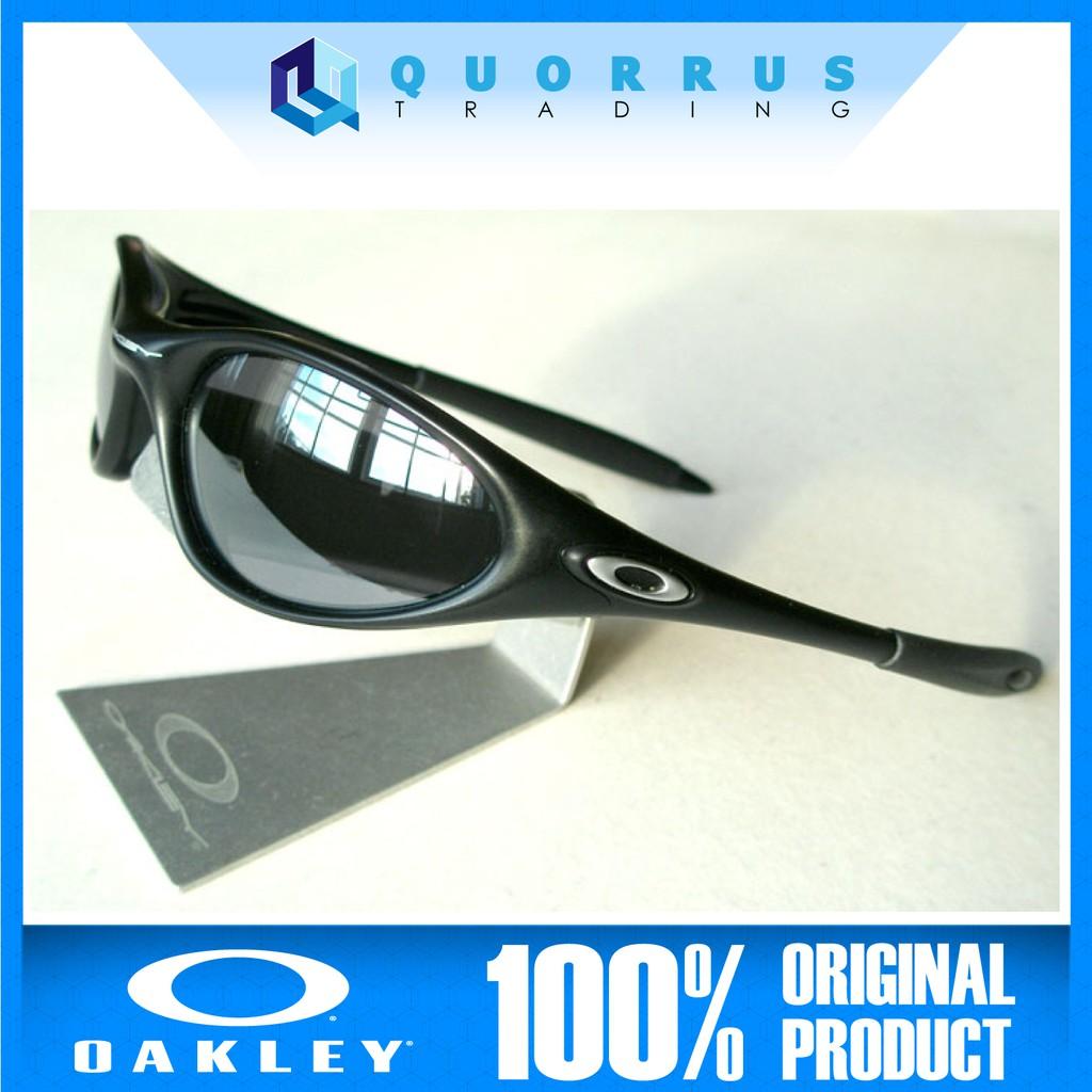 73eabe4629f4 100% ORIGINAL Oakley Split Jacket Polished Black/oo Black Polarized |  Shopee Malaysia