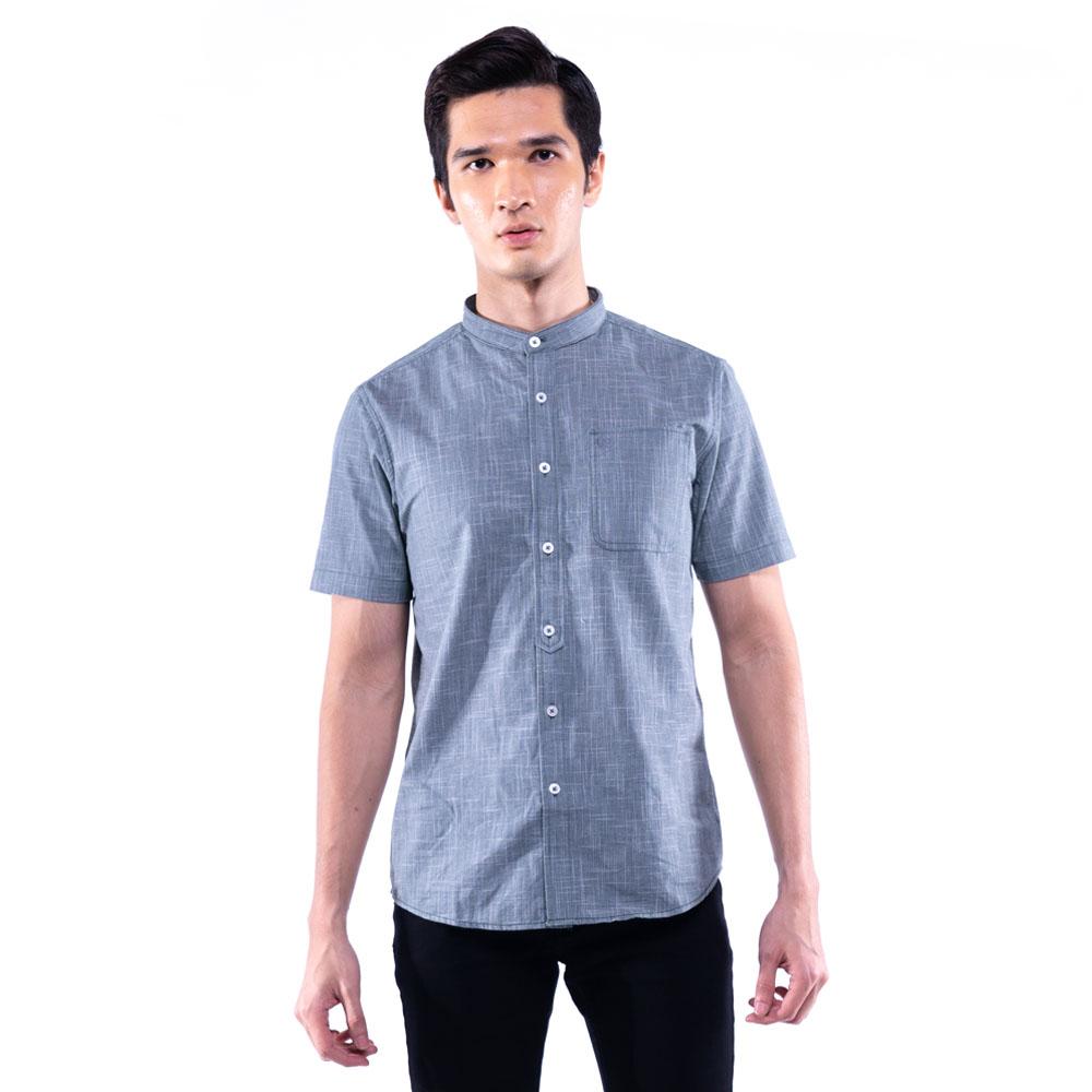 Rav Design 100% Cotton Woven Shirt Short Sleeve  RSS31403204