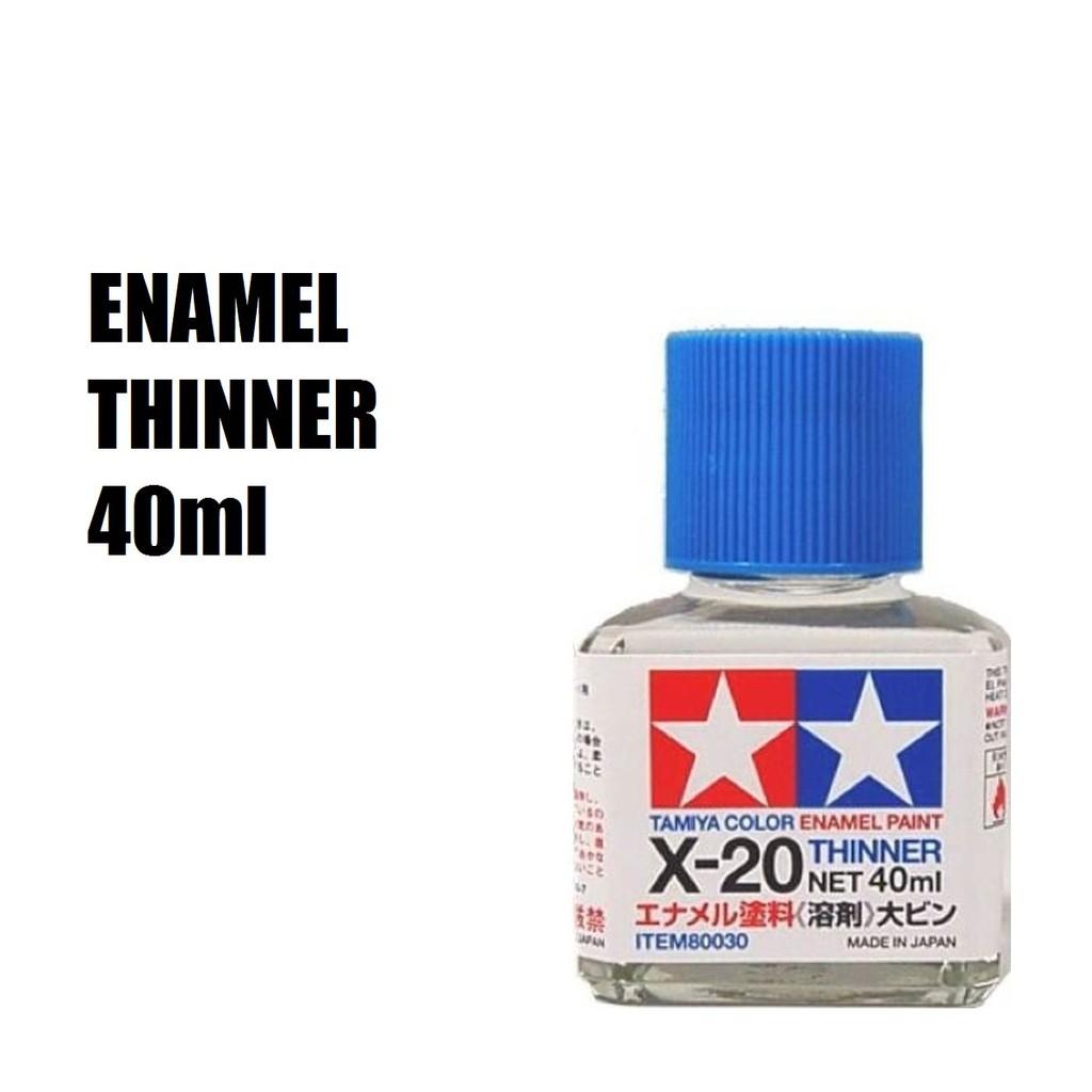 TAMIYA Color Enamel Thinner 40ml X-20