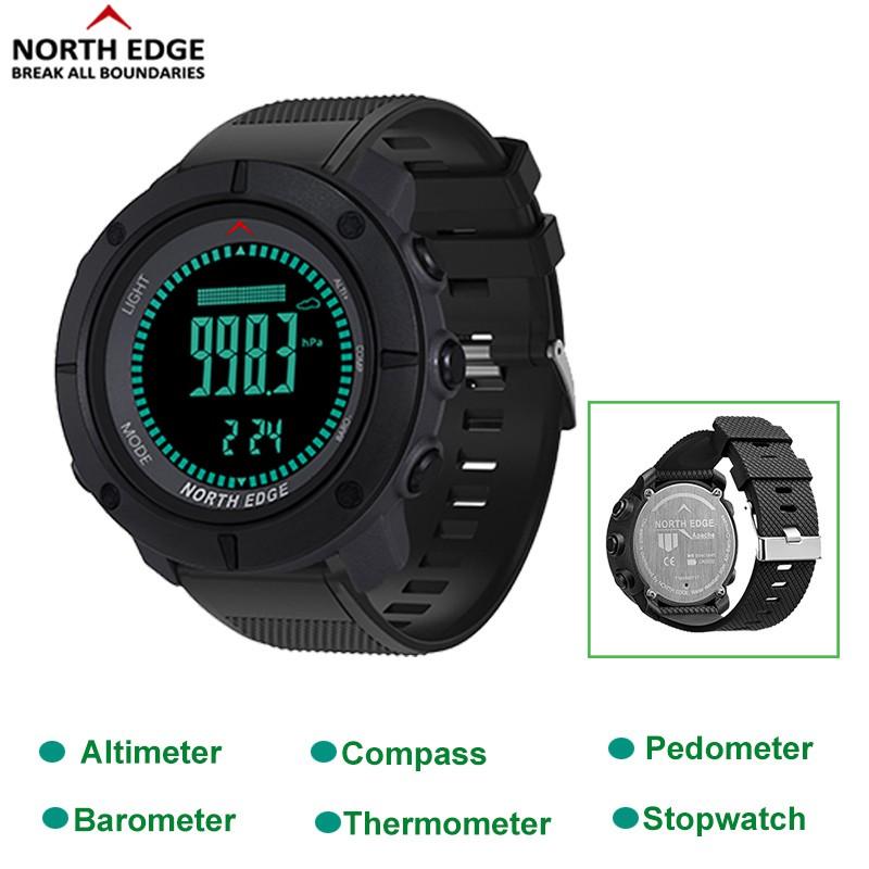 NorthEdge Digitale Smart Watch LED Outdoor Sport
