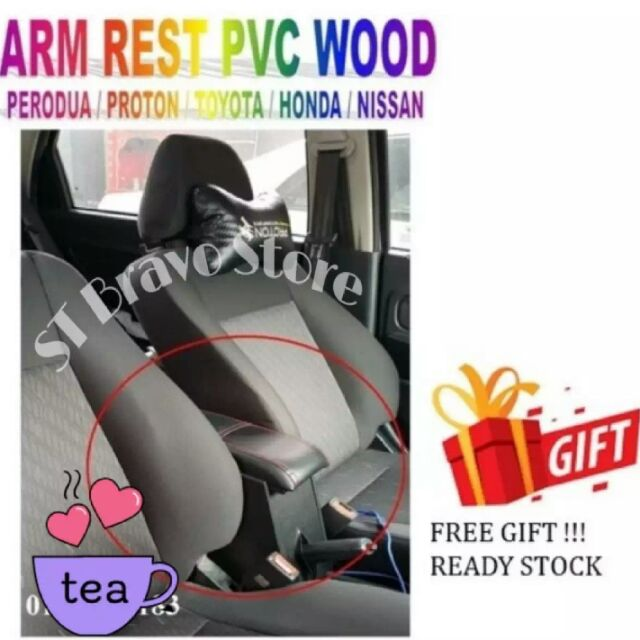 ** Free Shipping ** Arm Rest Bezza Axia