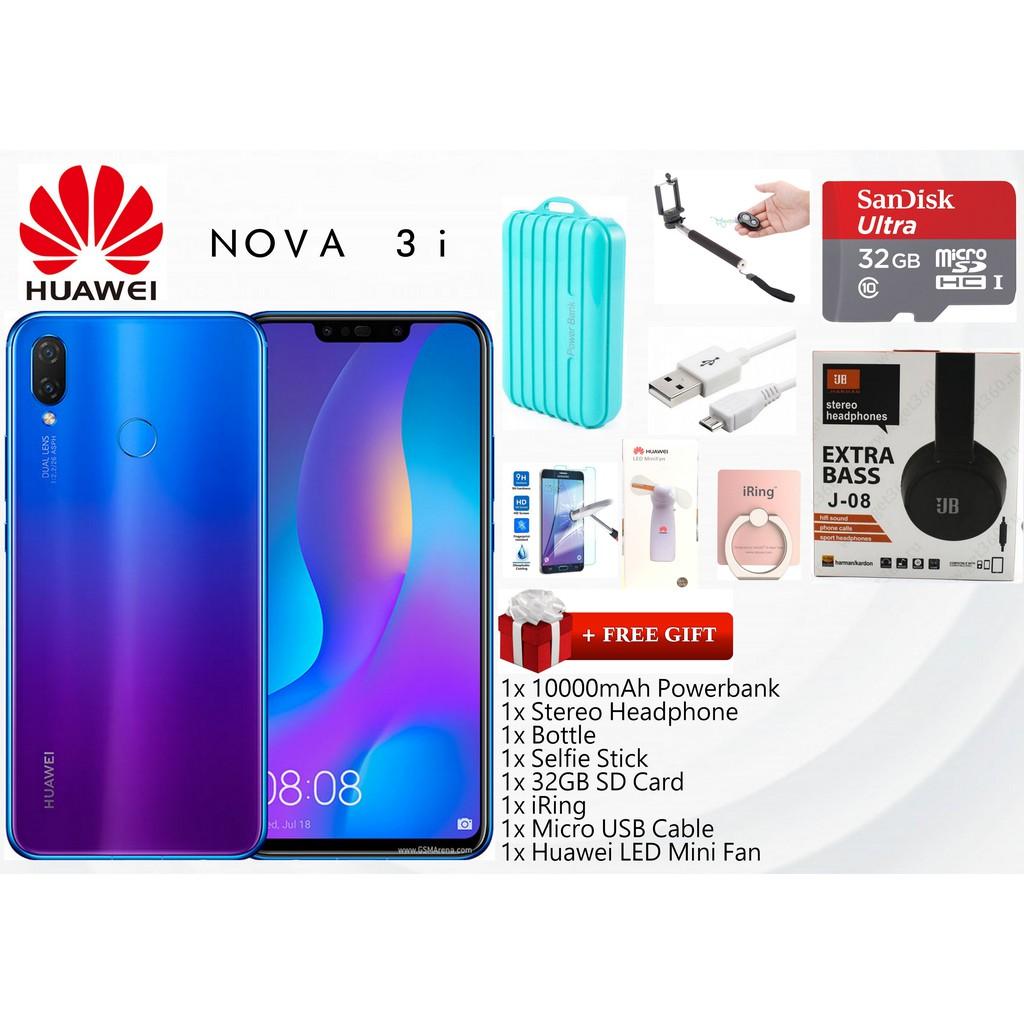 💥Huawei Nova 3i💥 💥Original Huawei Malaysia💥
